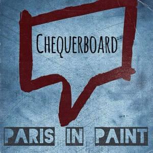 Paris in Paint - Chequerboard