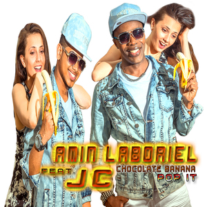 Amin Laboriel  - Chocolate Banana Pop It
