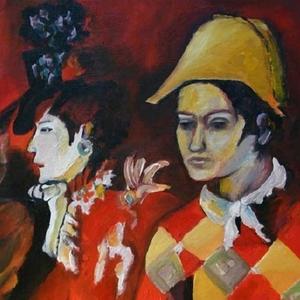 Ian Osborne - Merry Masquerade