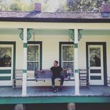 The Front Porch - Monroe House Tour - Merelene Austin