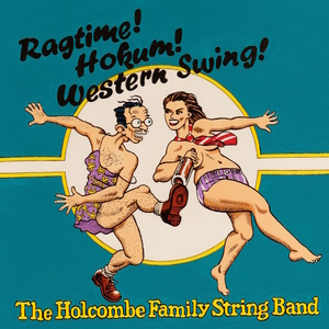 The Holcombe Family String Band - The Great Fire Of Armley