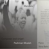Professor Pezhman Mosleh - Mandela Song