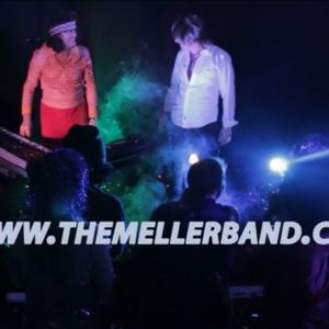 The Meller Band - Get into