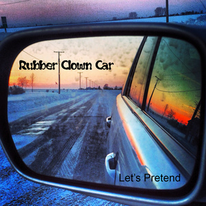 Rubber Clown Car - Go, Go Girl