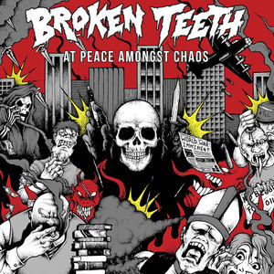 Broken Teeth HC