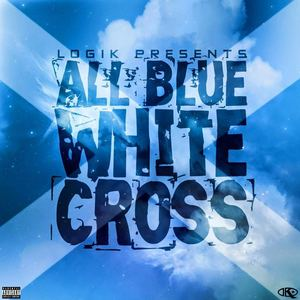 Logik - Logik - All Blue, White Cross