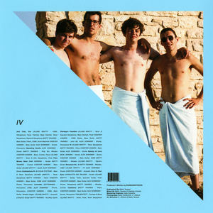 BADBADNOTGOOD - Time Moves Slow eat. Sam T. Herring (Innovative Leisure)