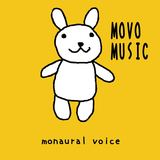 monaural voice - Close your eyes