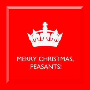 Mark Hicks - Merry Christmas, Peasants!