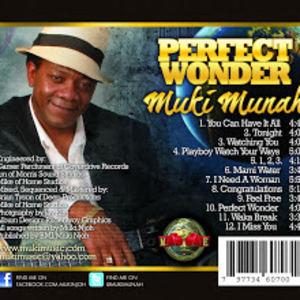 Muki Munah - MAMI WATER