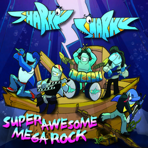 Sharky Sharky - Legend Of The Megashark