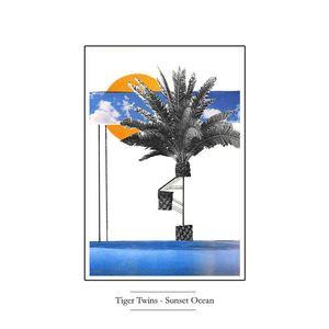 Tiger Twins - Sunset Ocean