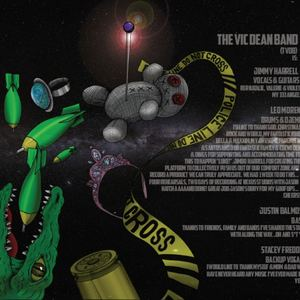 TVDB - The Vic Dean Band - Iridium (Get Rid of 'em)