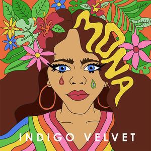 Indigo Velvet - Mona