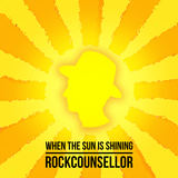 RockCounsellor - When the Sun is Shining