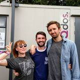 Chris Murray - Sylvan Esso Interview (Part 1)