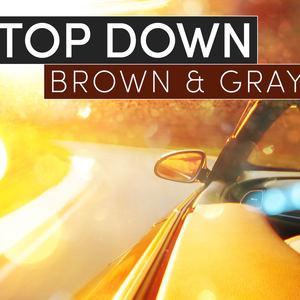 Brown & Gray