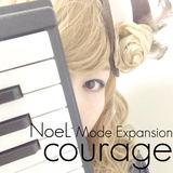 "e-komatsuzaki(feat Vocal) - NoeL Mode Expansion ""courage"" House Remix Mode Expantion Edition"