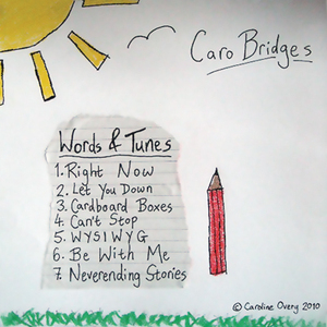 Caro Bridges - Be With Me