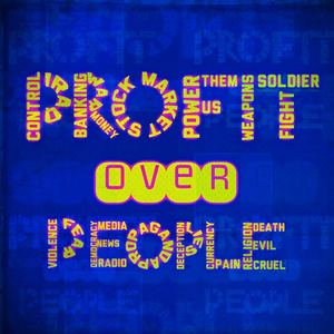 The Moods - P.O.P (Profit Over People)
