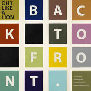 Out Like a Lion - back to front