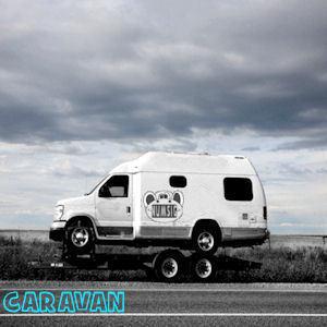 Trevor Hambidge - Caravan