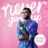 Cimo Frankel - Never Give Up (filous Remix)