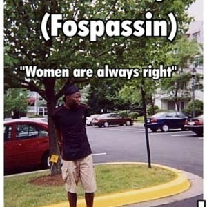 Golden Boy (Fospassin) - Women are always right