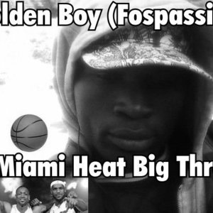 Golden Boy (Fospassin) - Miami Heat big Three