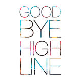 STITCH - Goodbye Highline