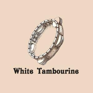 Creeping Jean  - White Tambourine