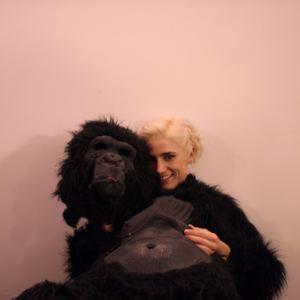 Bonneville - Chimpanzee