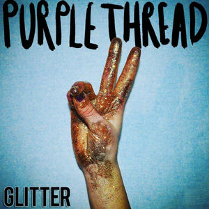 Purple Thread - Glitter