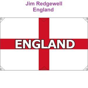 Jim Redgewell - England