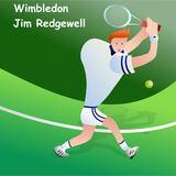 Jim Redgewell - Wimbledon