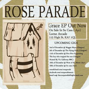Rose Parade - Closer