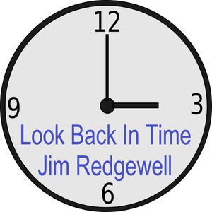 Jim Redgewell - Look Back In Time