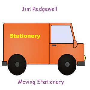 Jim Redgewell - Moving Stationery