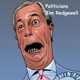 Jim Redgewell - Politicians