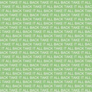 Yr Ora | The Aura - Take It All Back