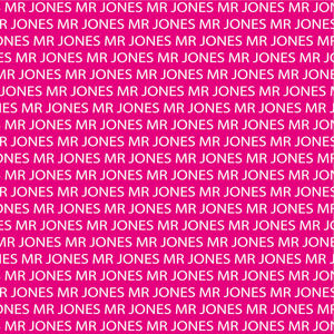 Yr Ora | The Aura - Mr. Jones