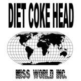 Miss World - Diet Coke Head