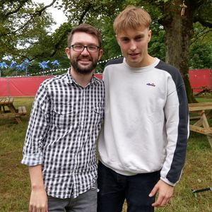 Chris Murray - Sam Fender Interview (Part 1)