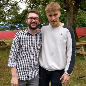 Chris Murray - Sam Fender Interview (Full)