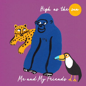 Me and My Friends - High As The Sun