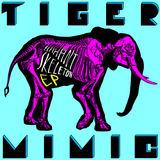 Tiger Mimic - Elephant Skeleton