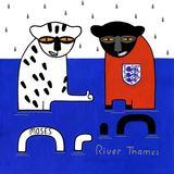 M O S E S - River Thames