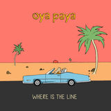 Oya Paya - Where Is the Line (Clean Version)