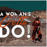 Fox in Oil - A Woman's Gotta Do (WAWGD)