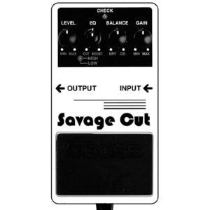 Savage Cut - Teen-A-Ga-Go